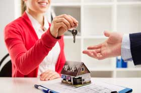 Handing the keys to Property Management